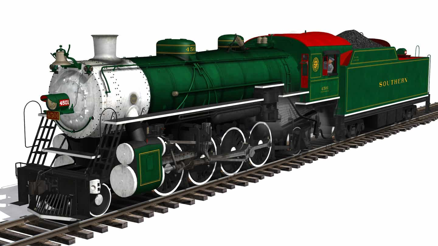 Update on my Septuple Header Session in Trainz 12 by