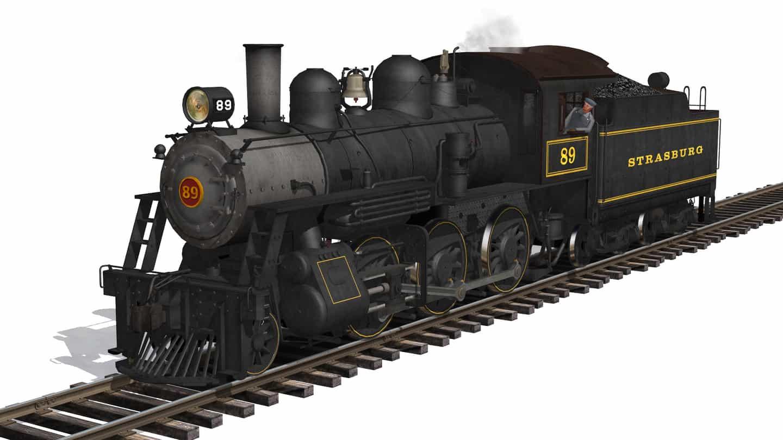Locomotives For Sale >> CN/SRC E10a Mogul