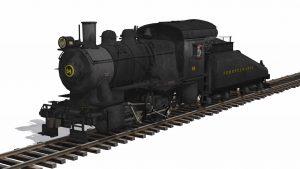 PRR A5s – Trainz 2009, 2010, 2012, Mac 1 & 2, T:ANE SP1 & SP2