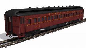 PRR P70 Coaches – Trainz 2009, 2010, 2012, Mac 1 & 2, T:ANE SP1 & SP2