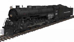 The Polar Express! – Trainz 2012 SP1, T:ANE SP1 & SP2